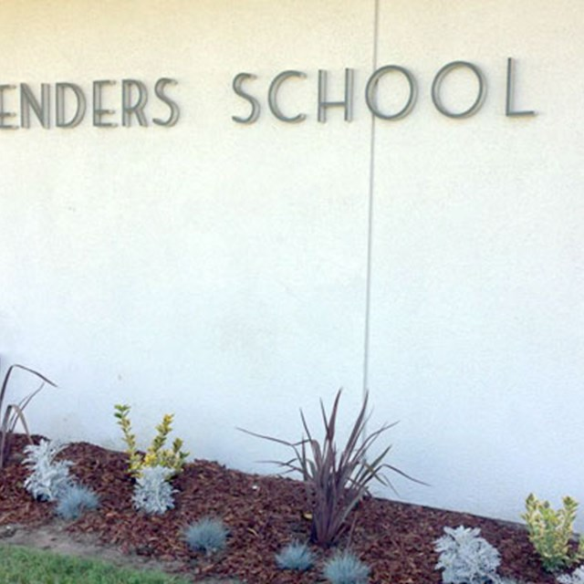 Welcome to Enders! Come to the front office for questions, comments, or concerns.